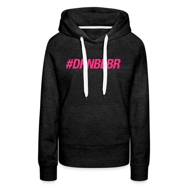 #DRNBLBR Hoodie Damen