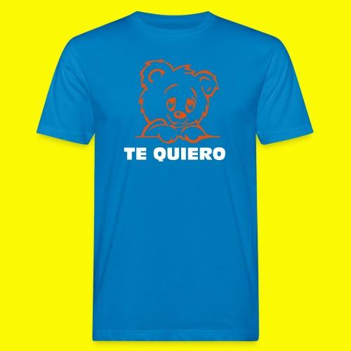 Te quiero mucho - Männer Bio-T-Shirt