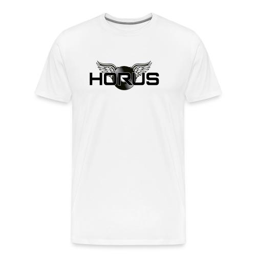 Horus - T-Shirt Uomo - Maglietta Premium da uomo