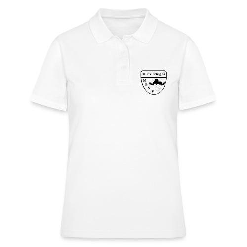 MBSV Polo-Shirt Damen - Frauen Polo Shirt