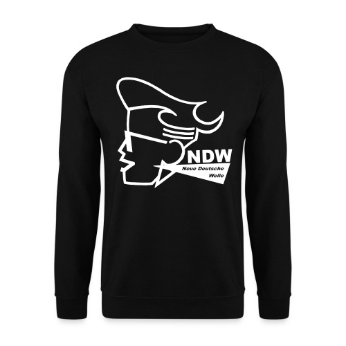 Sweat Shirt : Neue Deutsche Welle - Männer Pullover