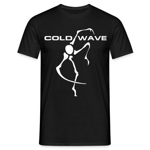 T-Shirt : Coldwave - Männer T-Shirt