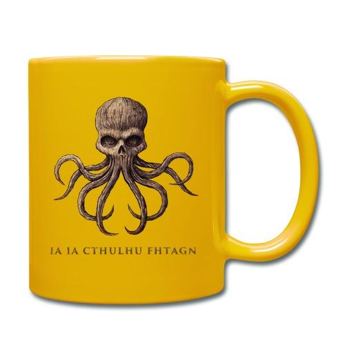 CTHULHU Skull - Mug uni