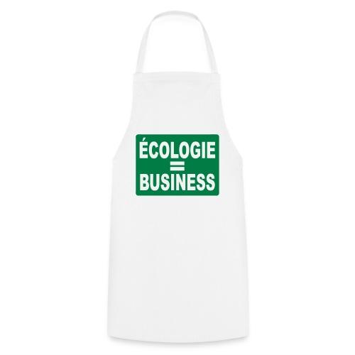 Ecologie - Tablier de cuisine