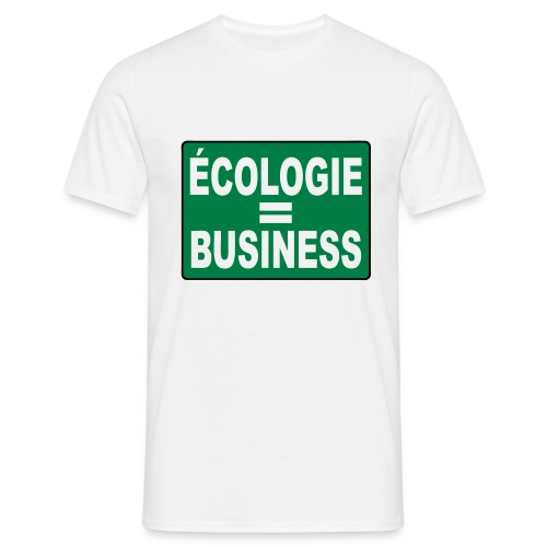 Ecologie - T-shirt Homme