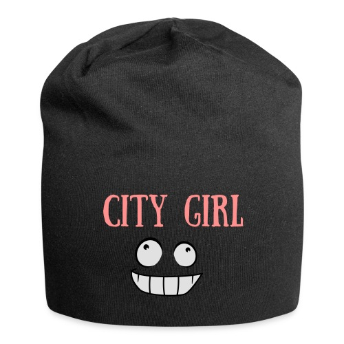 CITY GIRL - Jersey-beanie