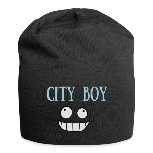 CITY BOY - Jersey-beanie