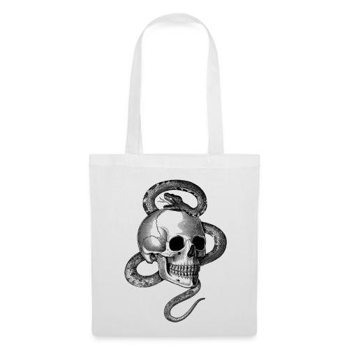 Skull&Snake - Tote Bag