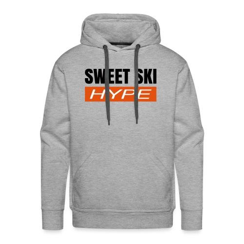 Sweet Ski Hoodie Hype - Männer Premium Hoodie