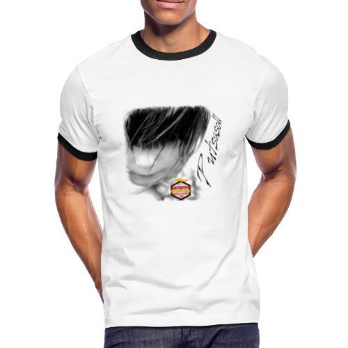 Putsasoll - Camiseta contraste hombre