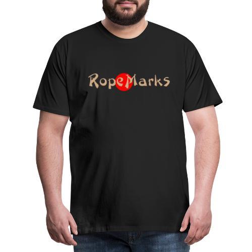 RopeMarks Premium by RopeMarks - Men's Premium T-Shirt