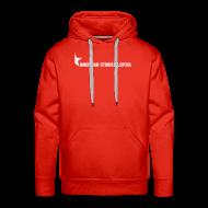 Pullover & Hoodies ~ Männer Premium Kapuzenpullover ~ Redneck