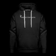 Pullover & Hoodies ~ Männer Premium Kapuzenpullover ~ Silver Rush