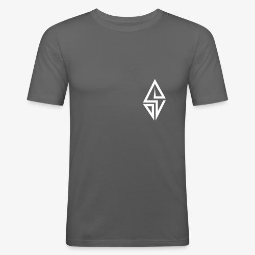 Camiseta manga corta hombre - T-shirt près du corps Homme