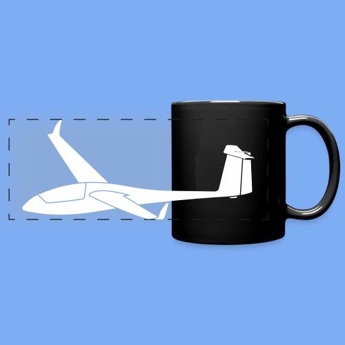 Std Cirrus with Winglets - Full Color Panoramic Mug
