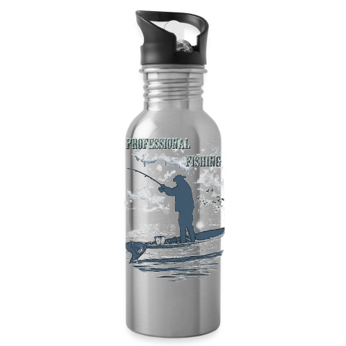 Professional fishing - Trinkflasche