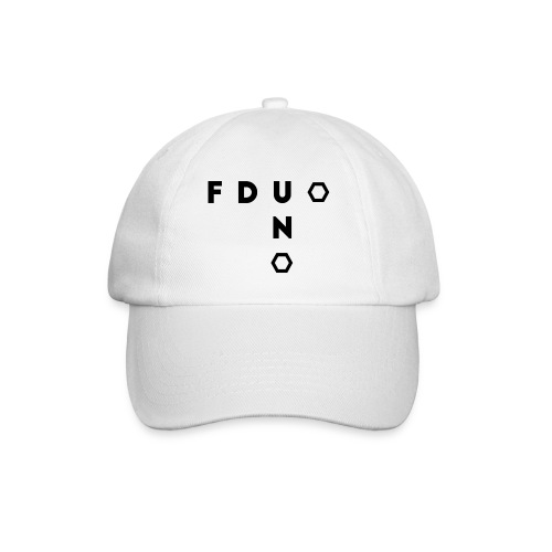 F DUO UNO - Pet - Baseballcap
