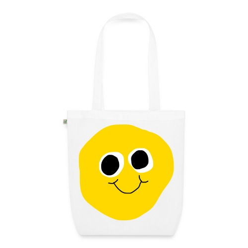 SQUIZZY SMILE BAG - Bio-Stoffbeutel