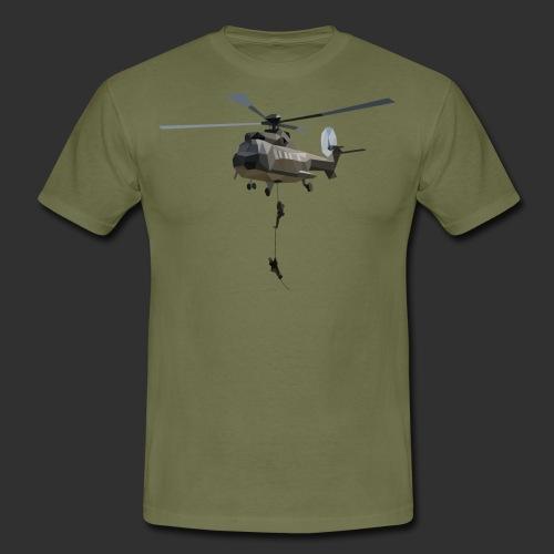 SF Shirt, Fast Rope, Olive - Männer T-Shirt
