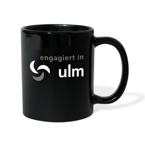 engagiert in Ulm - Tasse einfarbig