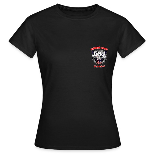 Member #0183 Woman - Frauen T-Shirt