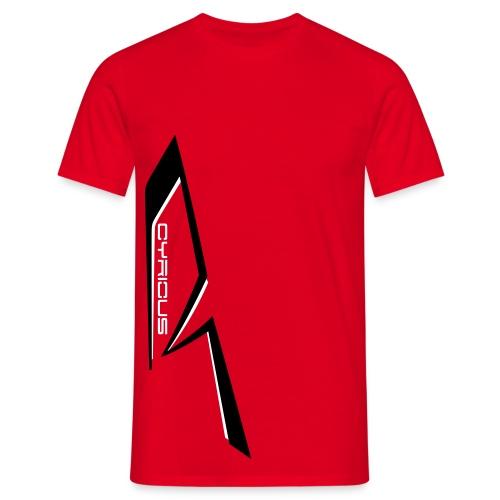 Cyrious Rapid RS - Men's T-Shirt