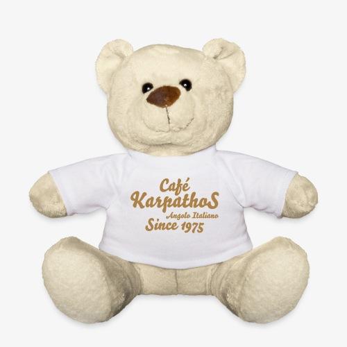 CAFE KARPATHOS TEDDY CREMA - Teddy