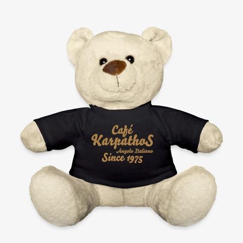 CAFE KARPATHOS TEDDY ESPRESO - Teddy