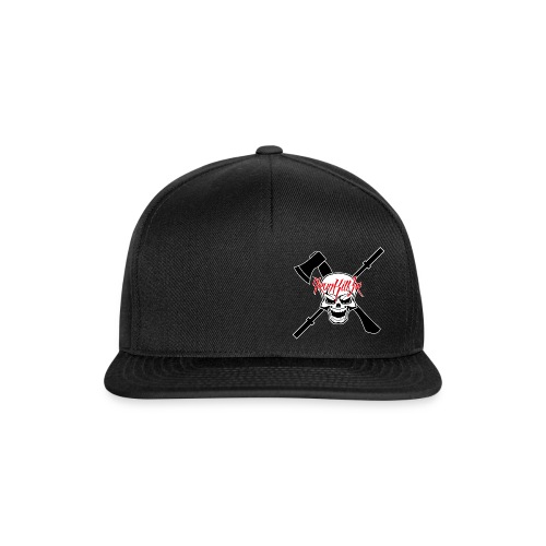 IronKill3r BLOOD, SW3AT & T3ARS - Snapback Cap