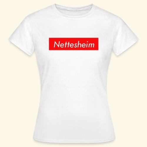 Nettesheim (Frauen) - Frauen T-Shirt