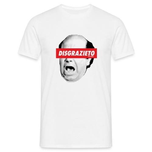 New Faccione-white - Maglietta da uomo