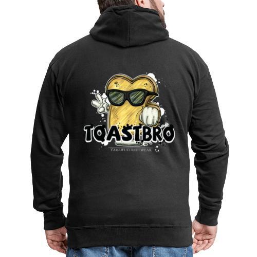 Toastbro - Männer Premium Kapuzenjacke