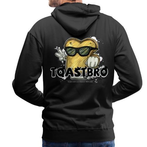 Toastbro - Männer Premium Hoodie