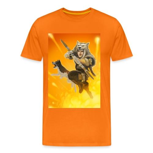 Benzo und Benjin Special Edition - Männer Premium T-Shirt