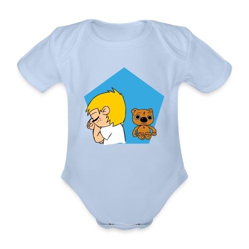 Best Friends - Baby Bio-Kurzarm-Body