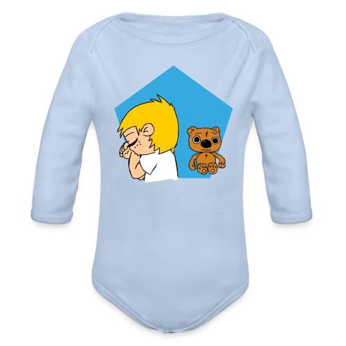 Best Friends - Baby Bio-Langarm-Body