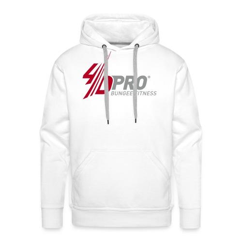 4D PRO Männer Kapuzenpullover - Männer Premium Hoodie