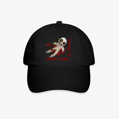 Baseball Cap - Baseball cap with the From Dusk 'til Dawn Voodoo Doll logo