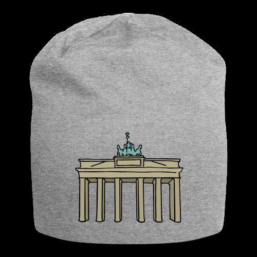 Brandenburger Tor Berlin - Jersey-Beanie