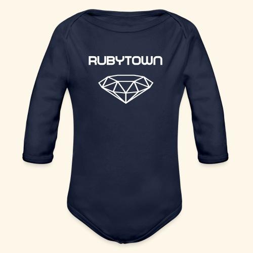 Rubytown Baby Body Langarm - Baby Bio-Langarm-Body