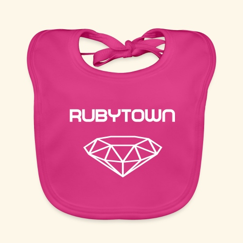 Rubytown Lätzchen - Baby Bio-Lätzchen