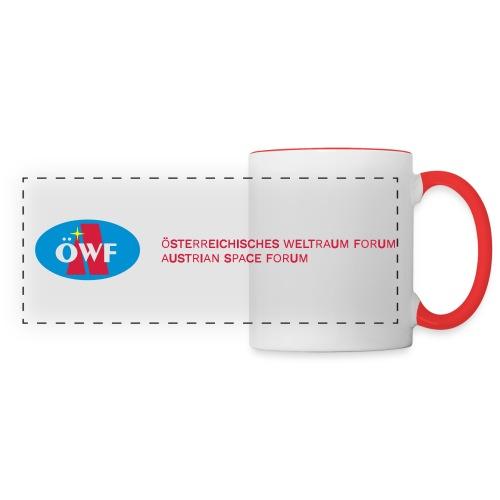 ÖWF Tasse RED - Panoramatasse