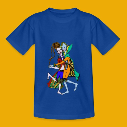 dansende elfen - Kinderen T-shirt