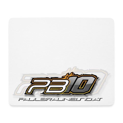 PB 10 MOUSE BASE - Mousepad (Querformat)