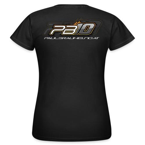 PB10 DARK FEMME - Frauen T-Shirt