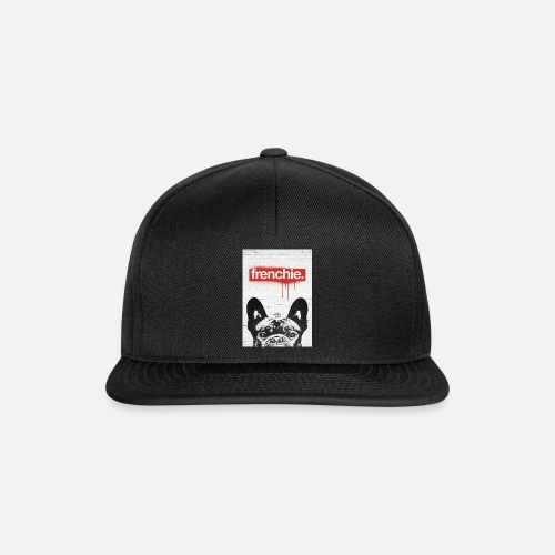 Frenchie Streetart Part 2 - Snapback Cap