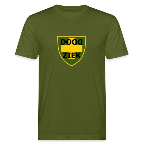 team doodziek team shirt - Mannen Bio-T-shirt