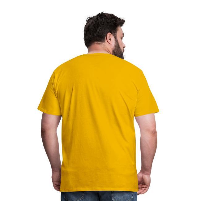 Mens T-Shirt Totemic 1c Green