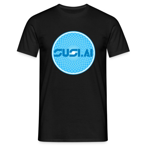 SUSI.AI T-Shirt Black - Men's T-Shirt