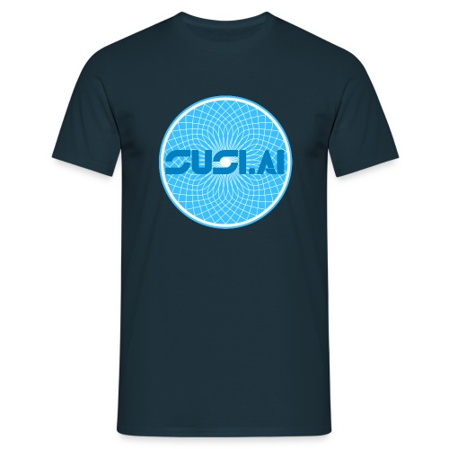 SUSI.AI T-Shirt Navy - Men's T-Shirt